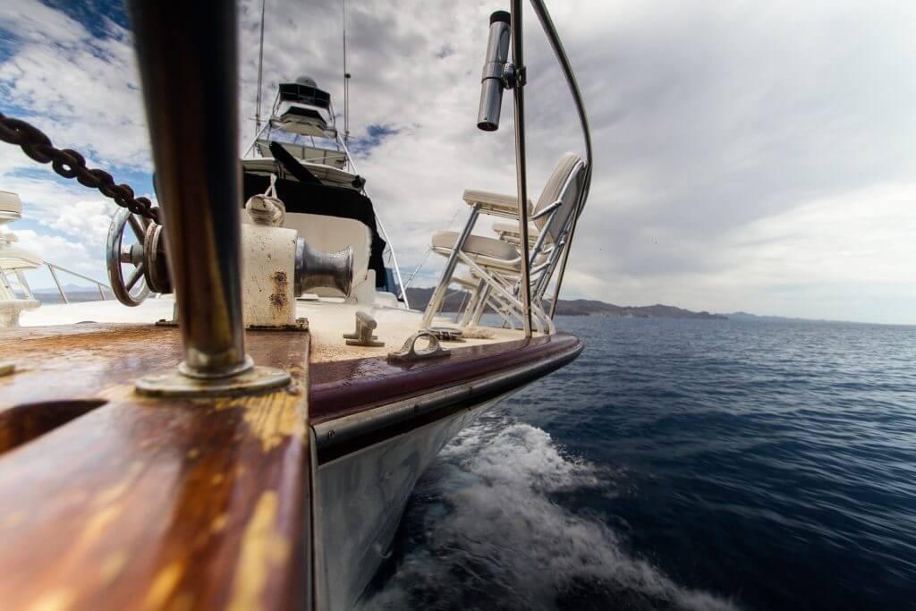 Yacht Air Quality is a BIG concern