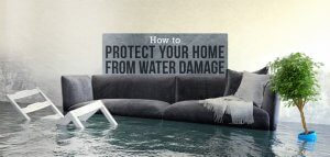 Tips to Prevent Water Damage - Pay Attention to Tip 3!
